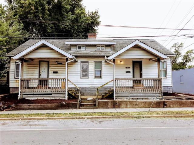 3815 E Michigan Street, Indianapolis, IN 46201 (MLS #21619025) :: AR/haus Group Realty