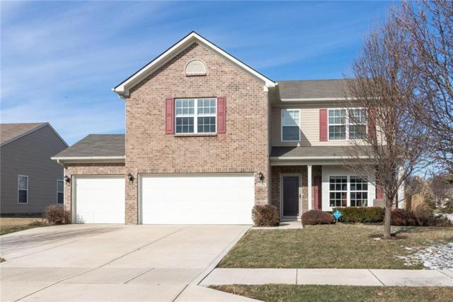 11278 Duncan Drive, Fishers, IN 46038 (MLS #21619037) :: FC Tucker Company