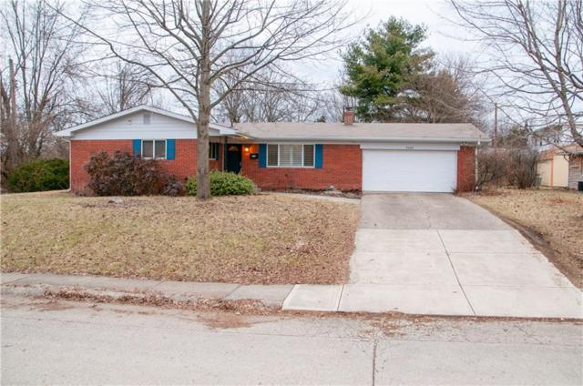 2060 Radcliffe Avenue, Indianapolis, IN 46227 (MLS #21619049) :: The Indy Property Source