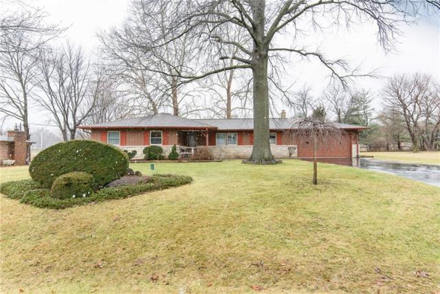 9812 Lakewood Drive W, Indianapolis, IN 46280 (MLS #21619062) :: Mike Price Realty Team - RE/MAX Centerstone