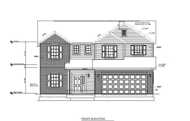 1335 W Wyndstone Way, Fortville, IN 46040 (MLS #21619071) :: Richwine Elite Group
