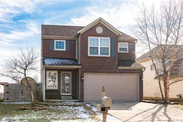 11415 Pace Court, Indianapolis, IN 46229 (MLS #21619088) :: The ORR Home Selling Team