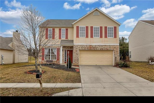 11950 Driftstone Drive, Fishers, IN 46037 (MLS #21619100) :: Heard Real Estate Team | eXp Realty, LLC