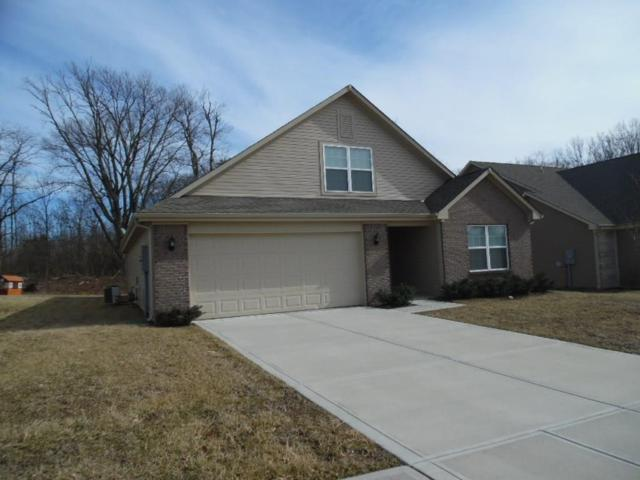 6273 Clary Lane, Greenwood, IN 46143 (MLS #21619111) :: The Indy Property Source