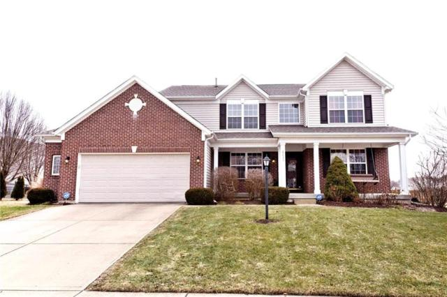 8635 Nolan Drive, Fishers, IN 46038 (MLS #21619129) :: Heard Real Estate Team   eXp Realty, LLC