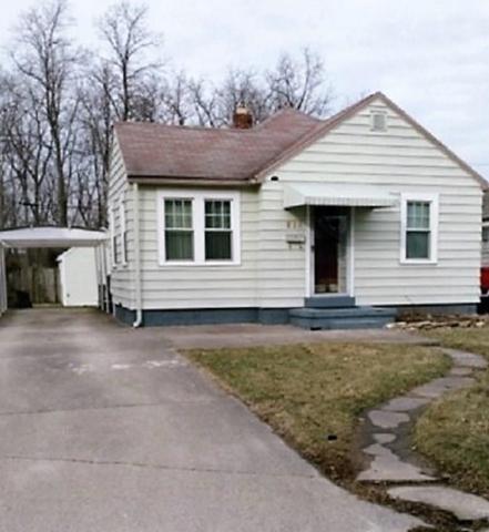 816 W Wills Avenue, Muncie, IN 47303 (MLS #21619131) :: The ORR Home Selling Team