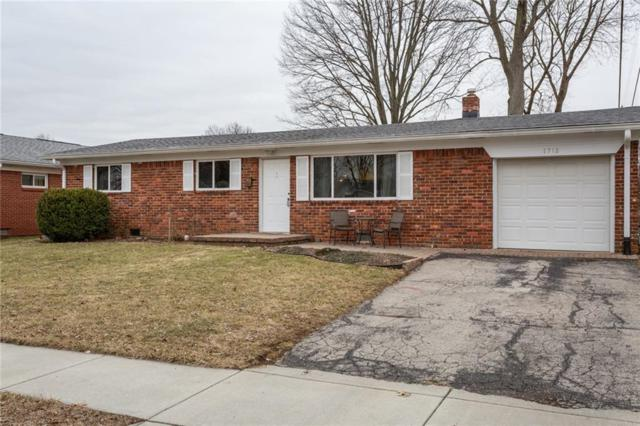 1718 Desoto Lane, Speedway, IN 46224 (MLS #21619137) :: Mike Price Realty Team - RE/MAX Centerstone