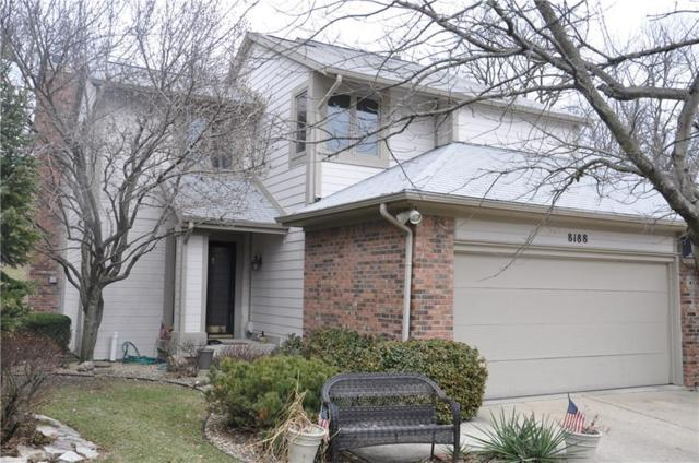 8188 Foxchase Circle, Indianapolis, IN 46256 (MLS #21619156) :: Mike Price Realty Team - RE/MAX Centerstone