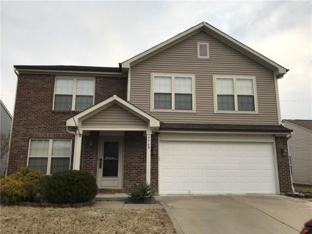 7769 Sergi Canyon Drive, Indianapolis, IN 46217 (MLS #21619164) :: Mike Price Realty Team - RE/MAX Centerstone