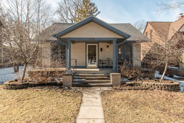 332 N Bolton Avenue, Indianapolis, IN 46219 (MLS #21619168) :: Mike Price Realty Team - RE/MAX Centerstone