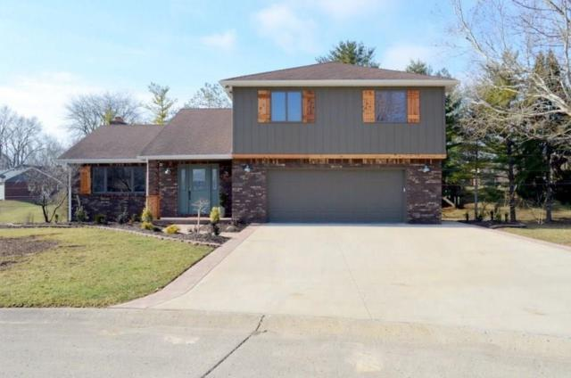 5044 Stonespring Court, Anderson, IN 46012 (MLS #21619183) :: The Evelo Team