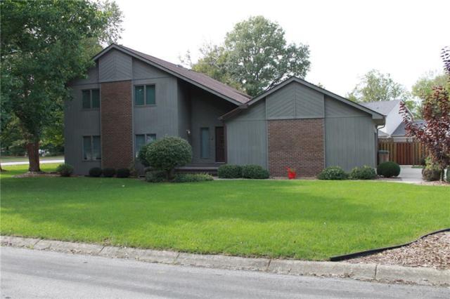 3504 Ashwood Drive, Columbus, IN 47203 (MLS #21619202) :: The ORR Home Selling Team