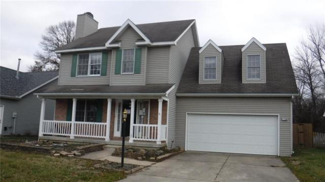 1724 Birch Run, Terre Haute, IN 47803 (MLS #21619203) :: The ORR Home Selling Team