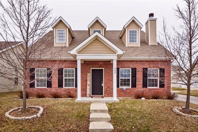 902 Maidstone, Westfield, IN 46074 (MLS #21619215) :: Heard Real Estate Team   eXp Realty, LLC