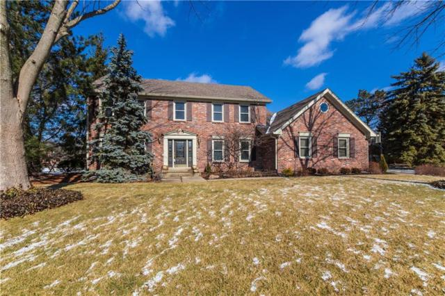13659 Spring Mill Boulevard, Carmel, IN 46032 (MLS #21619223) :: The Evelo Team