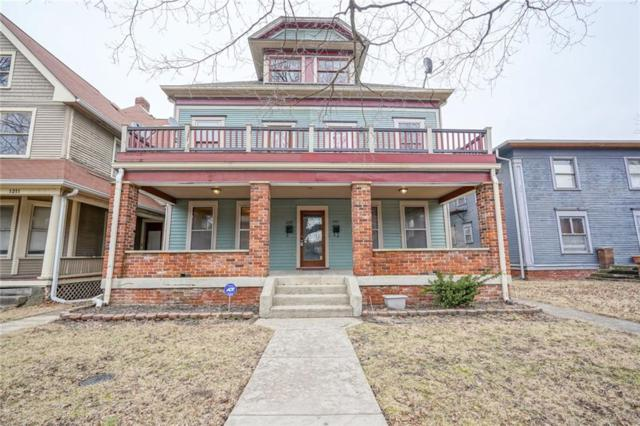 1207 N New Jersey Street, Indianapolis, IN 46202 (MLS #21619226) :: AR/haus Group Realty