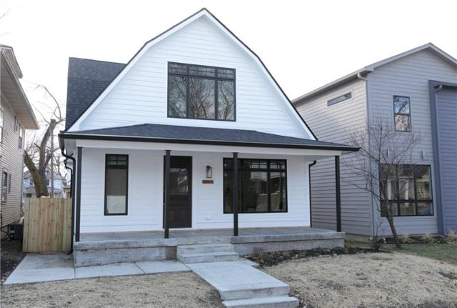 755 Parkway Avenue, Indianapolis, IN 46203 (MLS #21619270) :: Mike Price Realty Team - RE/MAX Centerstone