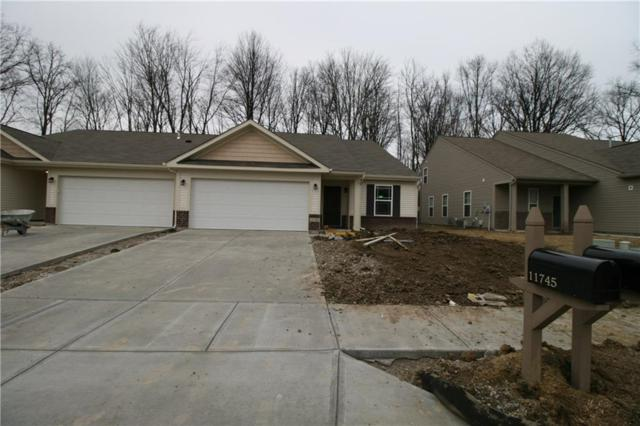 11746 Whisperwood Way, Fishers, IN 46037 (MLS #21619271) :: FC Tucker Company