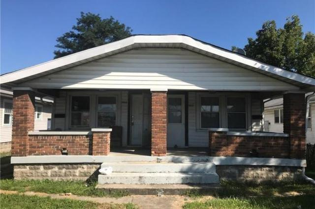 4434 E 10th Street, Indianapolis, IN 46201 (MLS #21619289) :: Richwine Elite Group