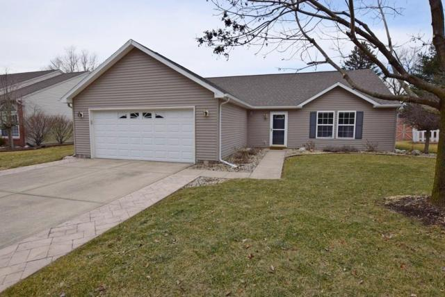110 Blue Spruce Drive, Pendleton, IN 46064 (MLS #21619297) :: Mike Price Realty Team - RE/MAX Centerstone