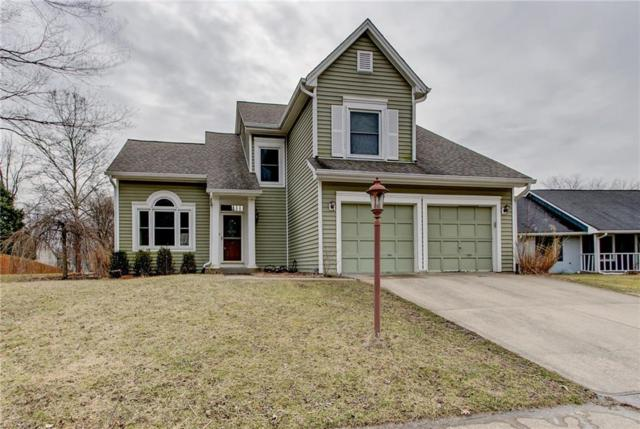 7809 Dawson Drive, Fishers, IN 46038 (MLS #21619337) :: FC Tucker Company