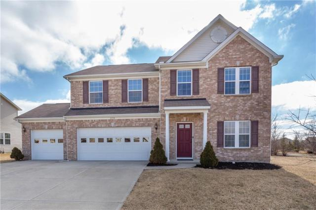 6835 Branches Drive, Brownsburg, IN 46112 (MLS #21619348) :: The Evelo Team