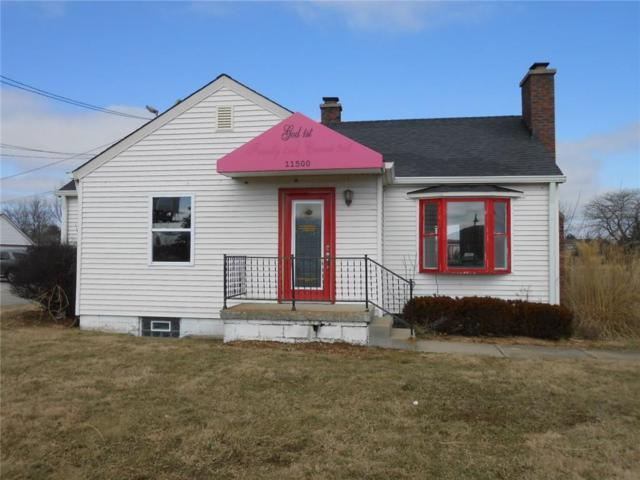 11500 E Washington Street, Indianapolis, IN 46229 (MLS #21619350) :: AR/haus Group Realty