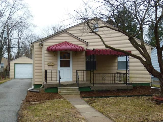 1946 N Bosart Avenue, Indianapolis, IN 46218 (MLS #21619351) :: Mike Price Realty Team - RE/MAX Centerstone