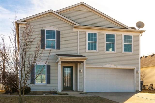 911 Curlew Lane, Greenwood, IN 46143 (MLS #21619352) :: The Evelo Team