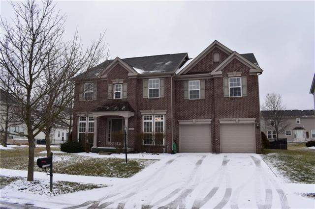 5509 Laurel Crest Run, Noblesville, IN 46062 (MLS #21619355) :: Heard Real Estate Team | eXp Realty, LLC