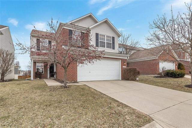 8124 Barksdale Way, Indianapolis, IN 46216 (MLS #21619361) :: The Indy Property Source