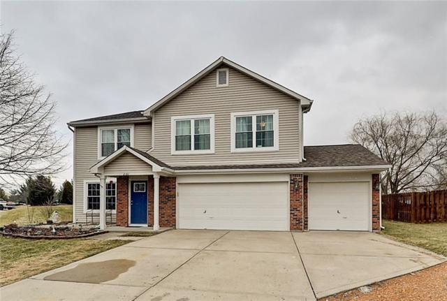 2161 Longleaf Drive, Greenwood, IN 46143 (MLS #21619367) :: Mike Price Realty Team - RE/MAX Centerstone