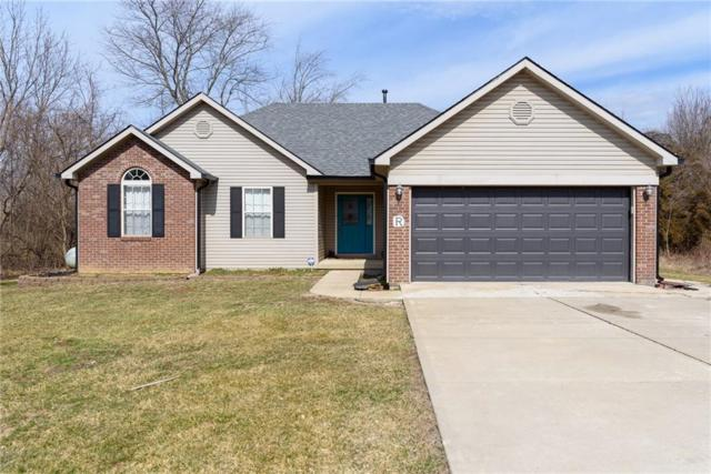 268 Gettysburg, Coatesville, IN 46121 (MLS #21619376) :: The ORR Home Selling Team