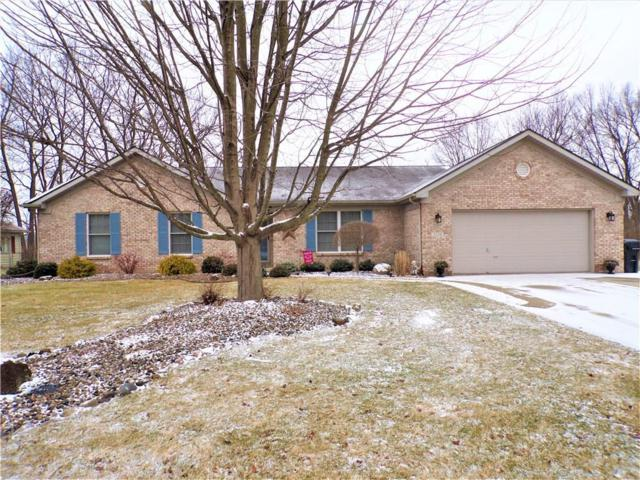 2129 Heather Road, Anderson, IN 46012 (MLS #21619384) :: The Evelo Team