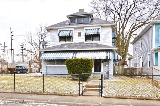 2911 N New Jersey Street, Indianapolis, IN 46205 (MLS #21619396) :: FC Tucker Company