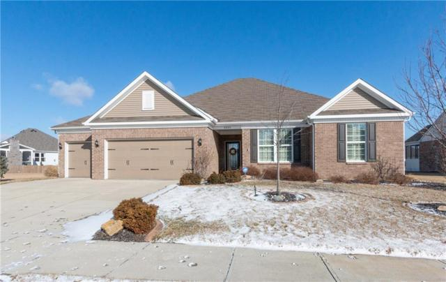 8884 Julia Ann Drive, Brownsburg, IN 46112 (MLS #21619404) :: FC Tucker Company
