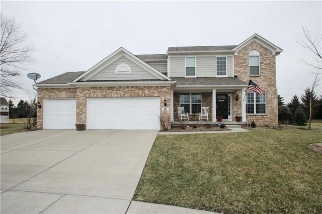 411 Letterman Drive, Brownsburg, IN 46112 (MLS #21619422) :: Urhome Group