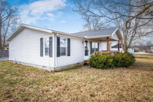 485 W Walnut Street, Albany, IN 47320 (MLS #21619428) :: The ORR Home Selling Team