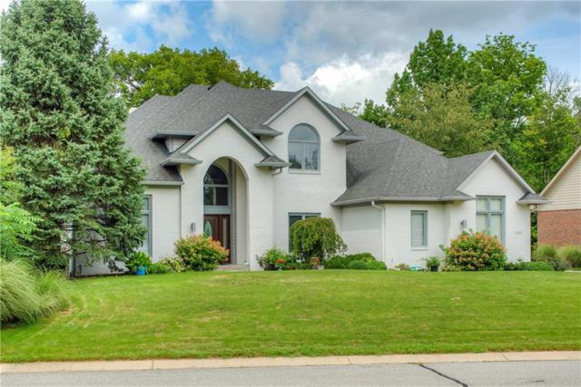 12294 Ridgeside Road, Indianapolis, IN 46256 (MLS #21619444) :: The ORR Home Selling Team