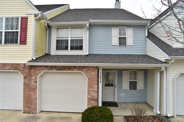 12824 Boone Street, Fishers, IN 46038 (MLS #21619479) :: AR/haus Group Realty