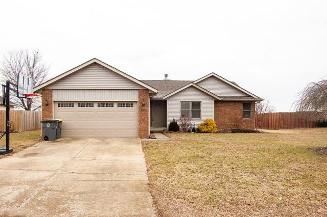 218 Springhill Road, Seymour, IN 47274 (MLS #21619496) :: The ORR Home Selling Team