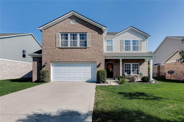 11926 Geyser Court, Fishers, IN 46038 (MLS #21619502) :: Heard Real Estate Team | eXp Realty, LLC