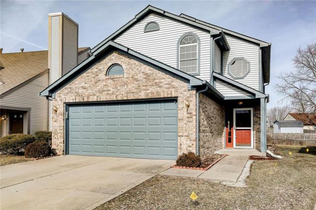 7146 Eagle Cove North Drive, Indianapolis, IN 46254 (MLS #21619539) :: The Evelo Team