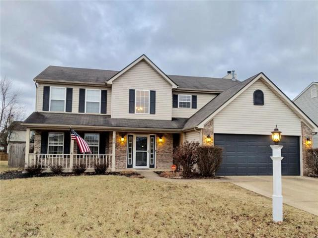 650 Austrian Way, Avon, IN 46123 (MLS #21619544) :: Mike Price Realty Team - RE/MAX Centerstone