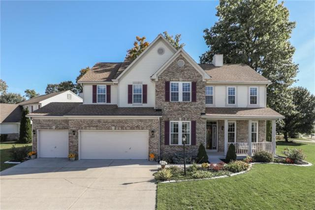 7721 Bright Leaf Circle, Indianapolis, IN 46239 (MLS #21619560) :: Mike Price Realty Team - RE/MAX Centerstone