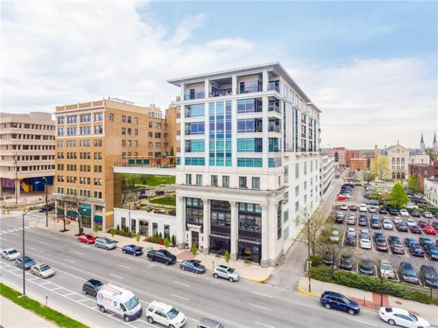 429 N Pennsylvania Street #903, Indianapolis, IN 46204 (MLS #21619564) :: The Evelo Team