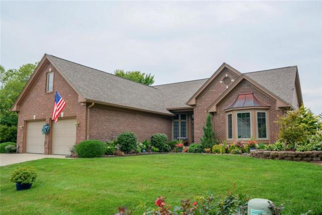 12316 Medalist Parkway, Carmel, IN 46033 (MLS #21619571) :: Mike Price Realty Team - RE/MAX Centerstone