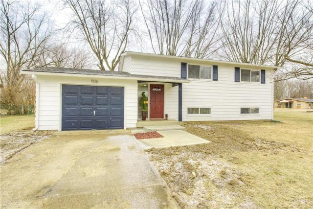 1106 Heatherwood Drive, Indianapolis, IN 46241 (MLS #21619591) :: Mike Price Realty Team - RE/MAX Centerstone