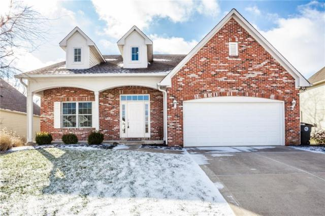 11125 Turfgrass Way, Indianapolis, IN 46236 (MLS #21619594) :: The Indy Property Source