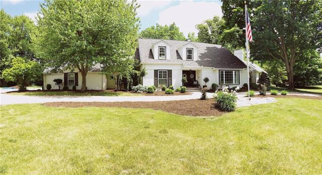 10905 Crooked Stick Lane, Carmel, IN 46032 (MLS #21619595) :: Mike Price Realty Team - RE/MAX Centerstone